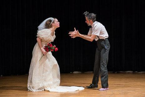 """""""Again Married"""" von SqueezyLemon, Foto: Christophe Trouilhet"""