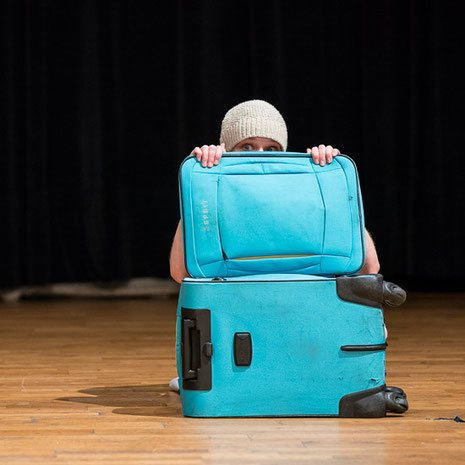 Baggag: Mareike Franz - Foto: Christophe Trouilhet