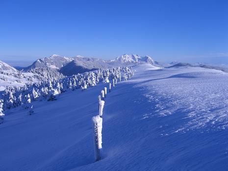 Richard Brusa - Schneeschuhtour Trogenegg - Skitour Trogenegg