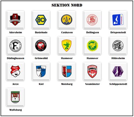 16 Vereine