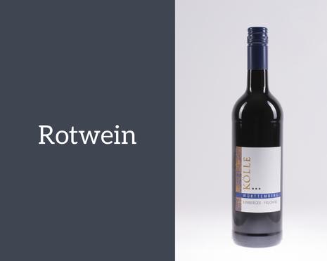 Rotwein Weinkellerei Kölle