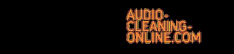 Audio reinigung