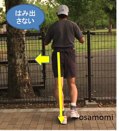 昭島市のウォーキング教室は、オサモミウォーキング教室昭島。競歩技術を取り入れています!