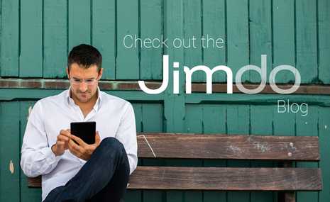 Jimdo blog