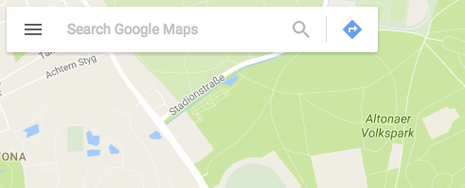 Search Google Maps