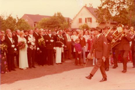 Festumzug beim Erler Schützenfest