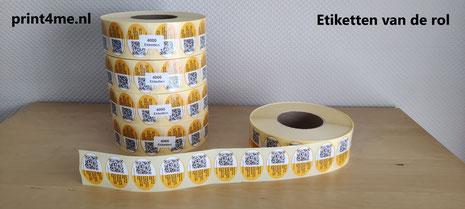 stickers-labels-van de rol