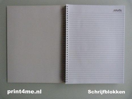 schrijfblokken-binding