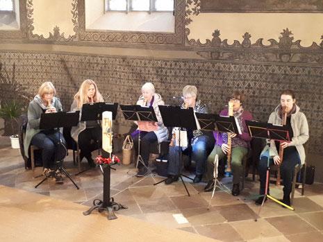 Bild: Flötenchor Mengeringhausen