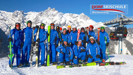Skischule Werfenweng