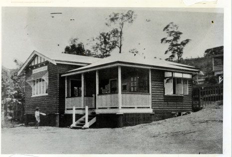 Eumundi Post Office 1960