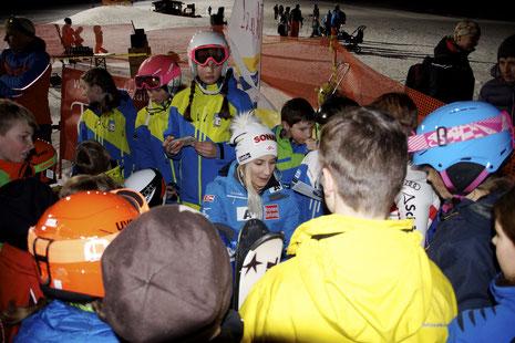 Regionalsport Eva-Maria Brem ÖSV Münster WSV Reith im Alpbachtal Tirol Österreich Internationaler Kids Night Sprint HuN Sport Sportbilder Sportfotos Sportberichte Sportnews Sportnachrichten Schwaz TSV