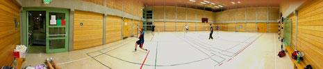 Turnhalle Grundschule im Stauferpark