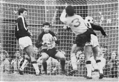 1984-85 ALESSANDRIA - DERTHONA 1-3 Cenci Gol 1-2