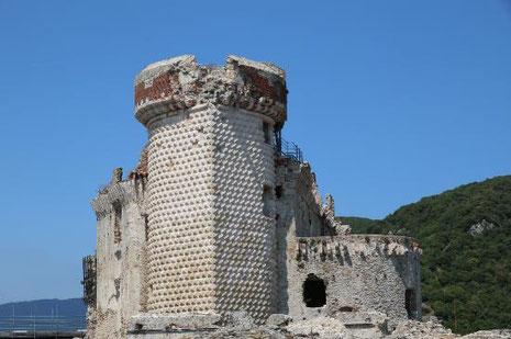 The Gavone Castle