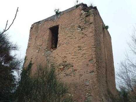 The Tower of Bastia