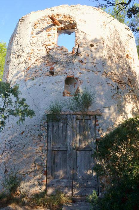 Il Mulino Fenicio di Verezzi (Foto di M.Ciarlo)