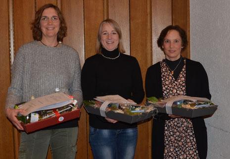 Ruth Gehrmann, Corinna Potthoff, Claudia Lechte