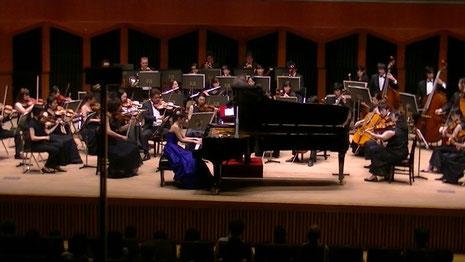 2011年8月12日 響ホール ベートーヴェンピアノコンチェルト3番