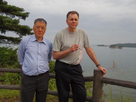 2014年9月松島で