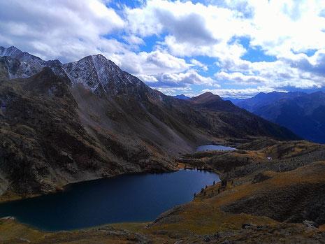 Lacs de Vens Mercantour