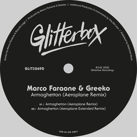Marco Faraone & Greeko | Glitterbox