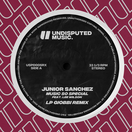 Junior Sanchez   LP Giobbi
