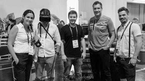 connect - Virtual Reality Netzwerk