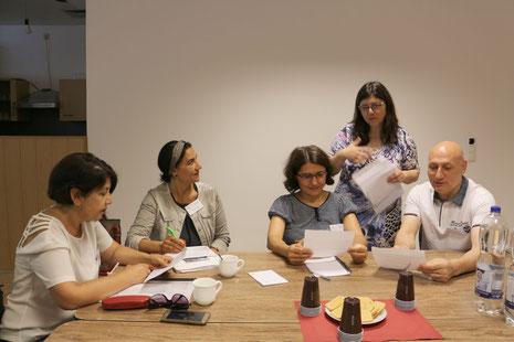 Schulung der Bildungsbegleiterinnen und - begleiter