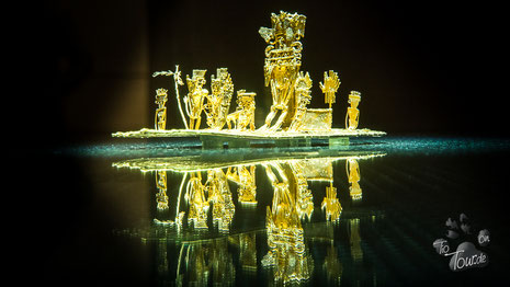 Bogotá - Goldmuseum