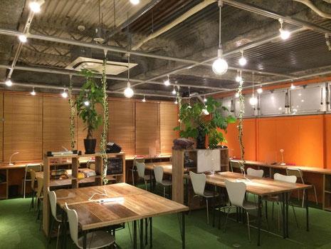 コワーキングスペース シェイクハンズ iPhone 修理 広島市