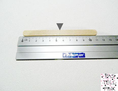 Abmessung Eisstiel Stiel Eis Pocicle
