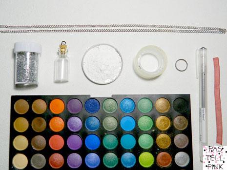 Material Feenstaub to Go Fairy Dust Miniatur Süß