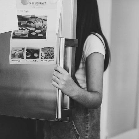 Den Kühlschrank richtig befüllen