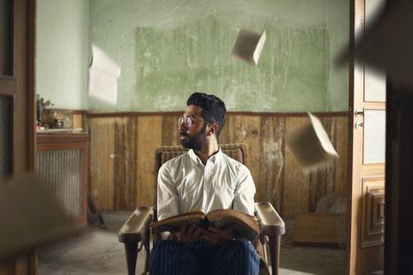 In einer Geschichte passiert immer etwas. (Bild: Fotografiert von Ahmad Ossayli, Beirut, Lebanon. Credits: unsplash.com)