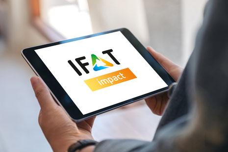 Quelle: IFAT (https://www.ifat.de/de/messe/ifat-impact/)