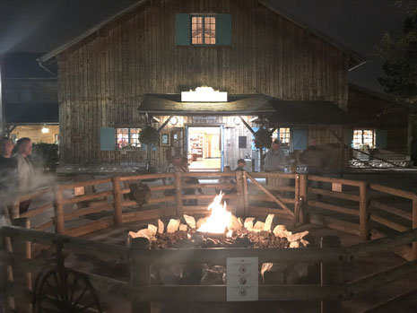 Shop der Davy Crockett Ranch