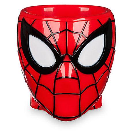 Spider-Man Becher erhältlich im Disney Store