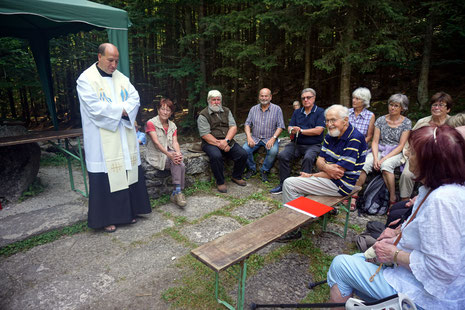 Gottesdienst Hauswaldkapelle