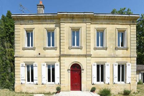 assistance à maîtrise d'ouvrage, rénovation, La Blancherie La Brede 33 gironde sud ouest