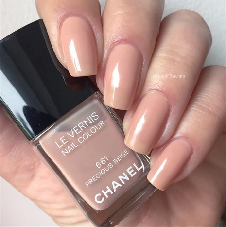 SWATCH CHANEL PRECIOUS BEIGE 661 by LackTraviata