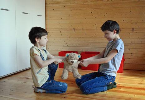 Problemi interpersonali nei bambini - fobia sociale