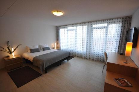 Te huur Prachtig 6 persoons Penthouse met zeezicht en Wifi in Vlissingen