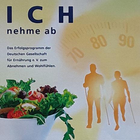 ICH nehme ab - Kurs, Abnehmkurs, Gruppenkurs, Übergewicht, abbauen, langfristig Gewicht verlieren, gesund und genussvoll abnehmen, Offenburg, Krankenkassenerstattung