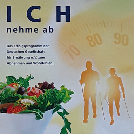 ICH nehme ab - Kurs, Abnehmkurs, Gruppenkurs, Übergewicht, abbauen, langfristig Gewicht verlieren, gesund und genussvoll abnehmen, Offenburg, Krankenkassenerstattung, INA