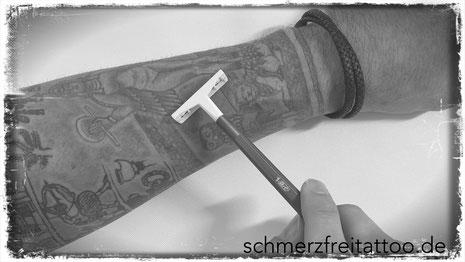 Betäubungscreme Tattoo Rasieren