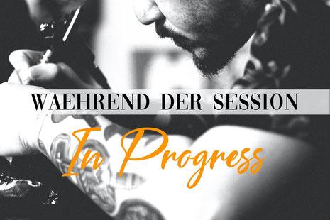 Progress Tattoo Termin