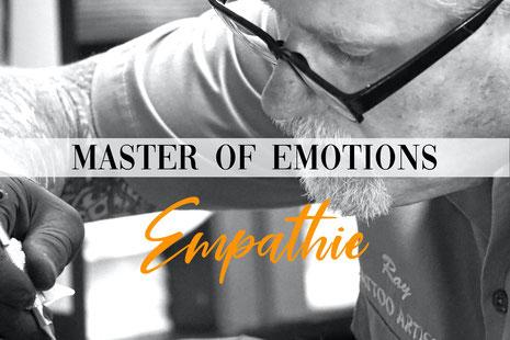 Empathie Tattoo Artist