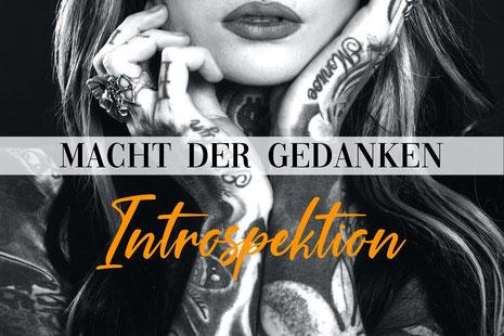 Introspektion Gedanken Tattoo