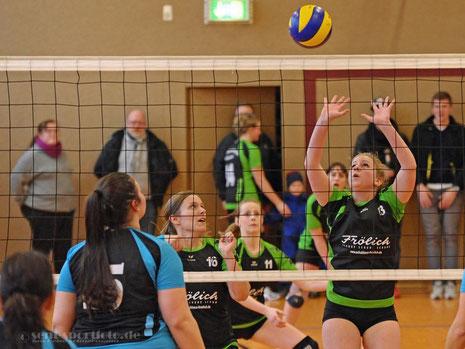 TSV Nesselröden II (grün) vs Tuspo Weende V
